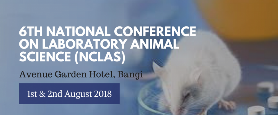 http://lasam.org.my/events/6th-national-conference-on-laboratory-animal-science-nclas-0?event=6th%20National%20Conference%20on%20Laboratory%20Animal%20Science%20%28NCLAS%29%20and%202nd%20LASAM%20Workshop%20on%20IACUC